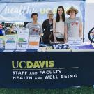 staff and faculty health and well-being at the thank goodness for staff event uc davis